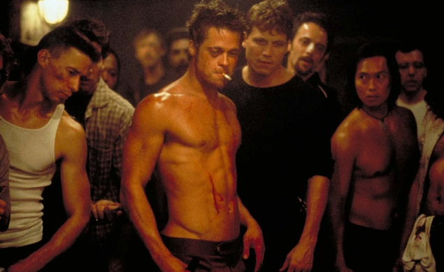 The first rule of the Fight Club sequel: It's going to be a graphic novel