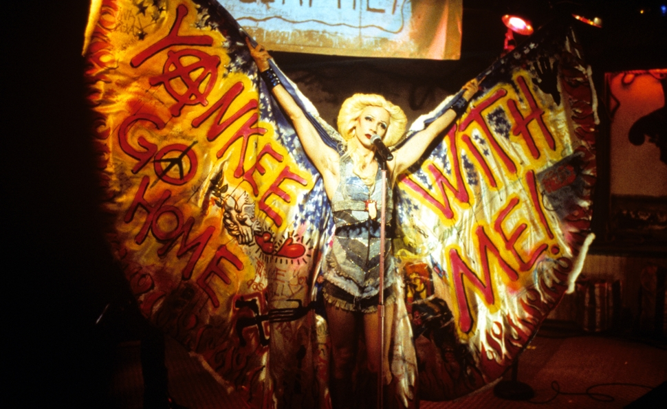 The two worlds of Hedwig And The Angry Inch